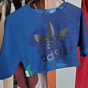 Urban outfitters Adidas crop top